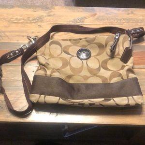 Coach crossbody bag